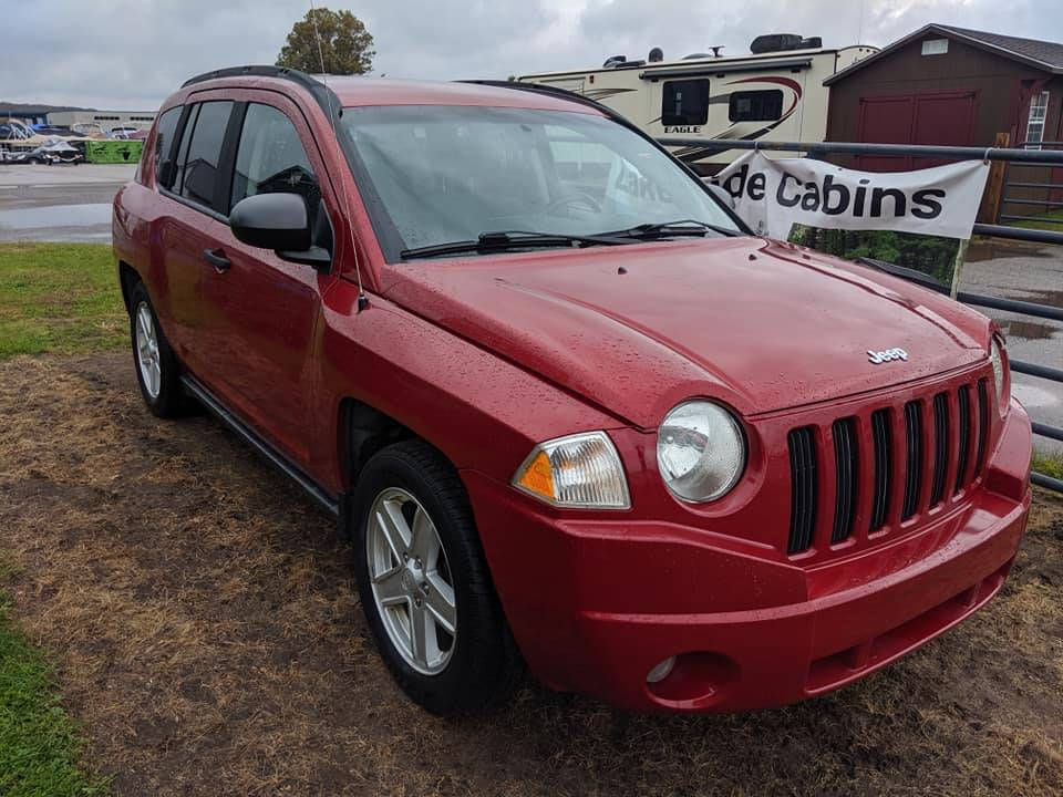2007 Jeep COMPASS in Harrison, Michigan - Photo 2