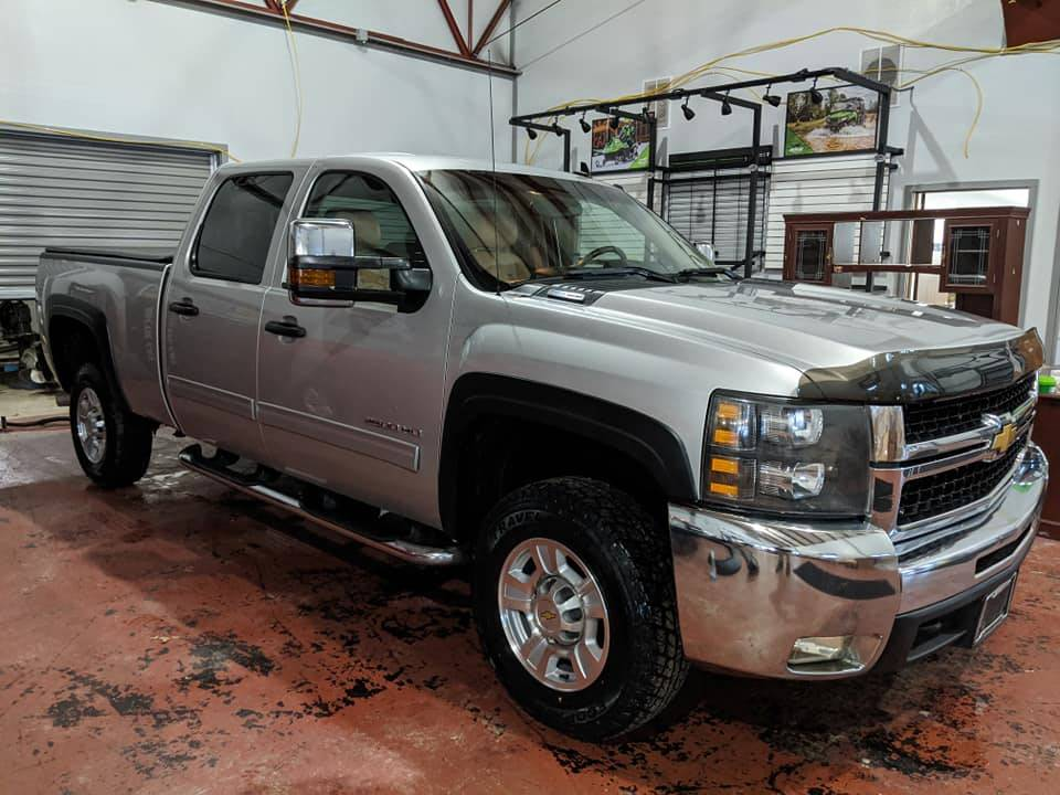 2010 Chevrolet SILVERADO 2500 HD in Harrison, Michigan - Photo 1