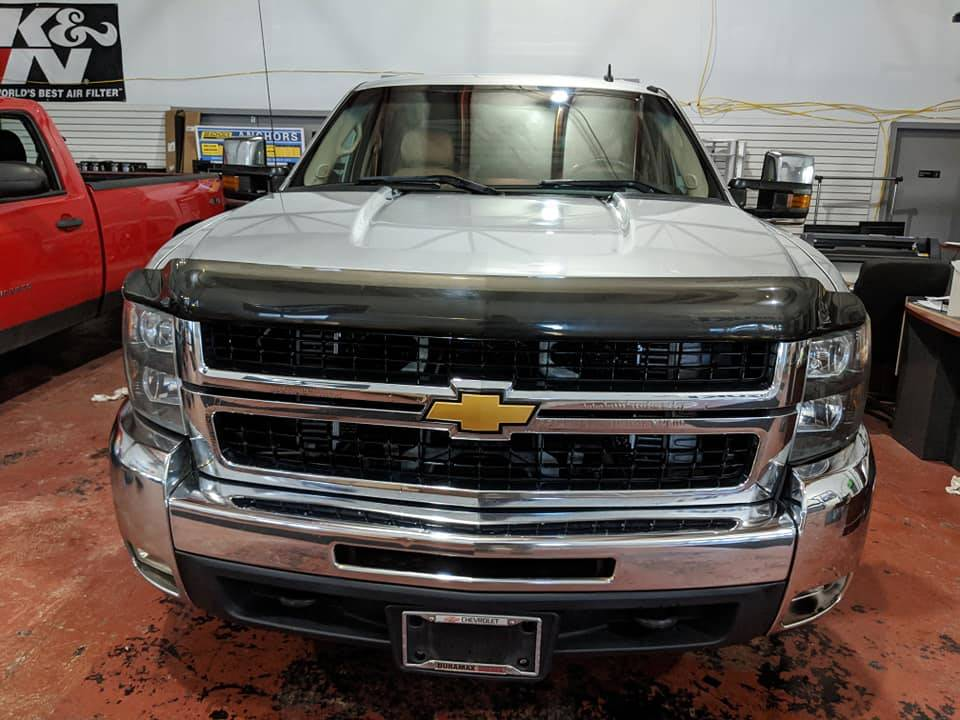 2010 Chevrolet SILVERADO 2500 HD in Harrison, Michigan - Photo 3