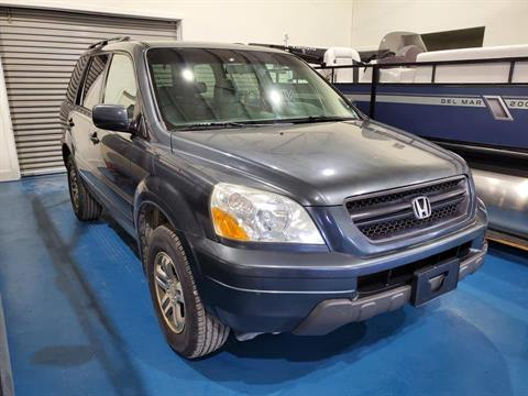 2004 Honda PILOT EX-L in Harrison, Michigan - Photo 2