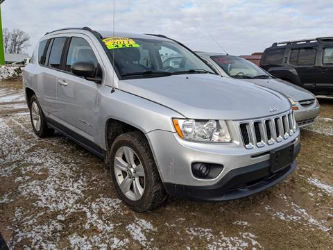 2011 Jeep COMPASS in Harrison, Michigan - Photo 1