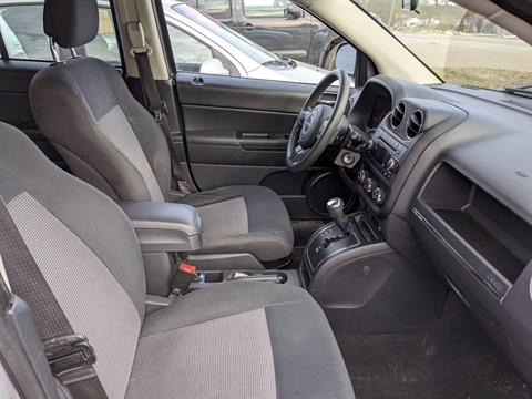 2011 Jeep COMPASS in Harrison, Michigan - Photo 3