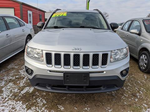 2011 Jeep COMPASS in Harrison, Michigan - Photo 4