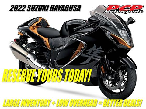 2022 Suzuki Hayabusa in Sacramento, California - Photo 1