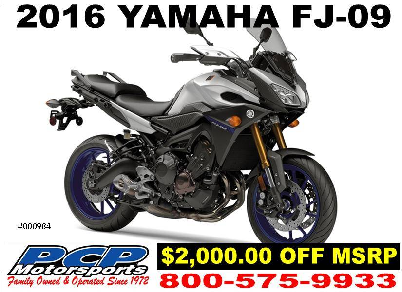 2016 Yamaha FJ-09 for sale 20773