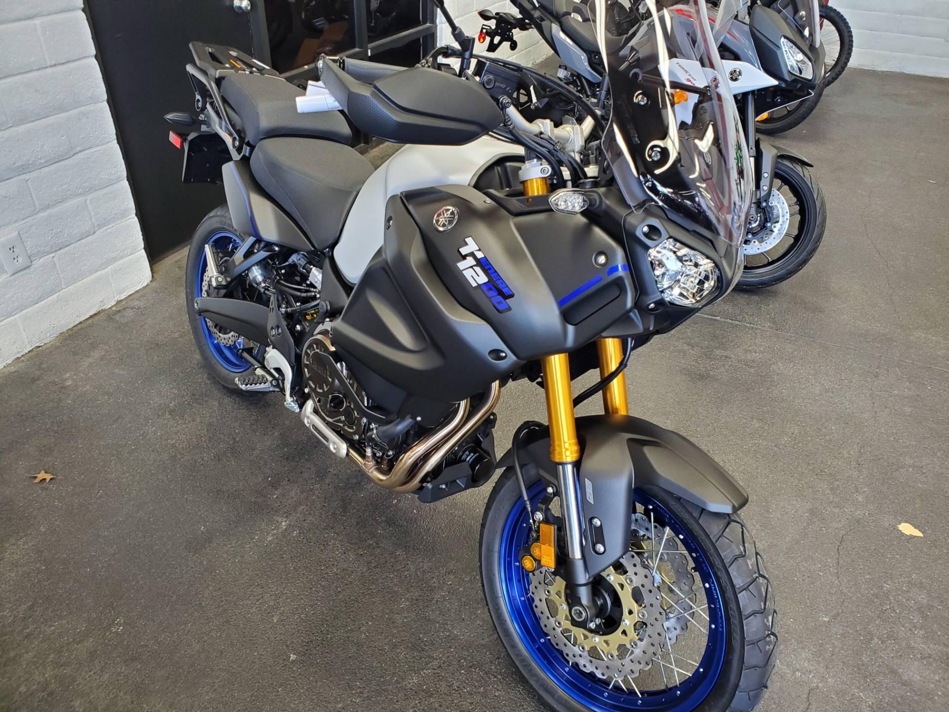 2020 Yamaha Super Tenere ES 1