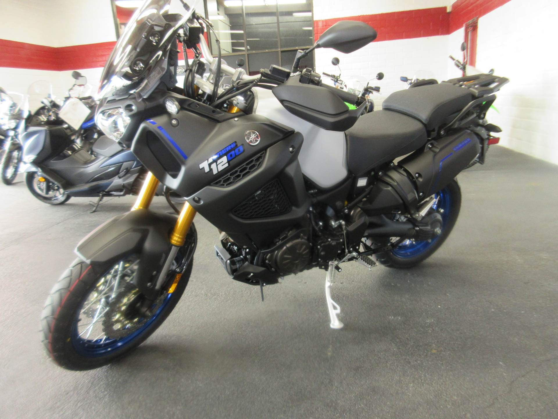 2020 Yamaha Super Ténéré ES in Sacramento, California - Photo 2