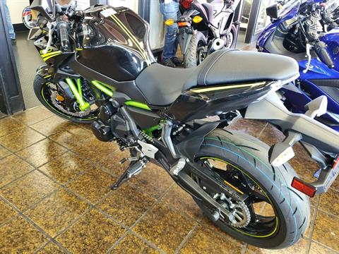 2020 Kawasaki Z650 ABS in Sacramento, California - Photo 4