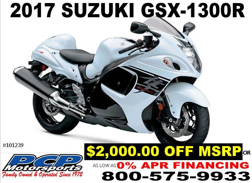 2017 Suzuki Hayabusa for sale 45118