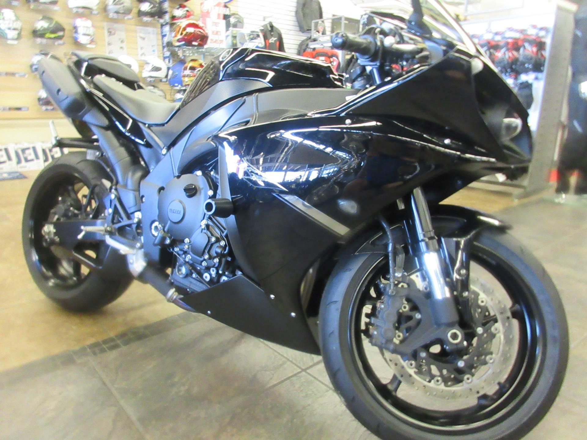 2012 Yamaha YZF-R1 for sale 192338
