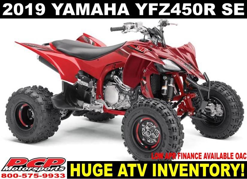 2019 Yamaha YFZ450R SE for sale 69648