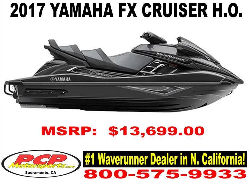 2017 Yamaha FX Cruiser HO for sale 1670