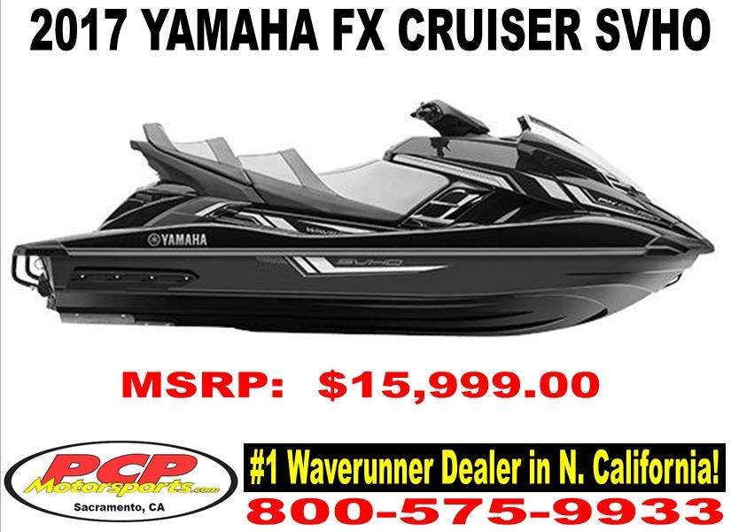 2017 Yamaha FX Cruiser SVHO for sale 21839