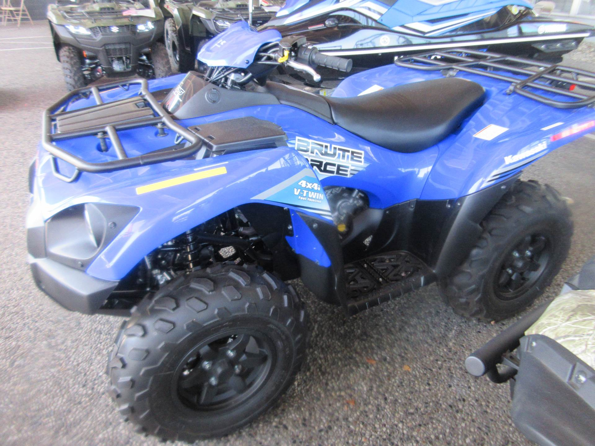 2020 Kawasaki Brute Force 750 4x4i EPS in Sacramento, California - Photo 2