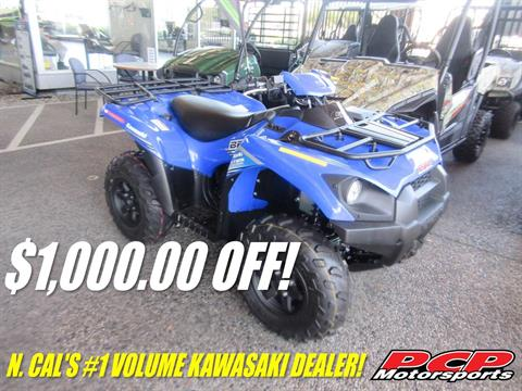 2020 Kawasaki Brute Force 750 4x4i EPS in Sacramento, California - Photo 1