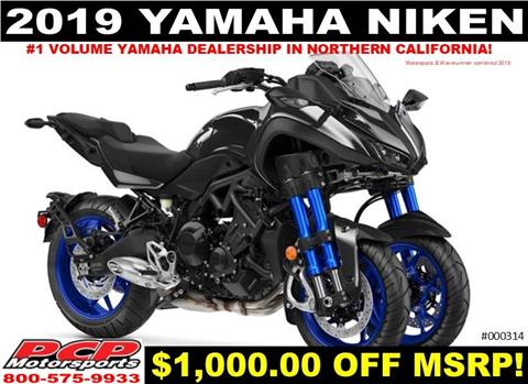 2019 Yamaha Niken in Sacramento, California - Photo 1