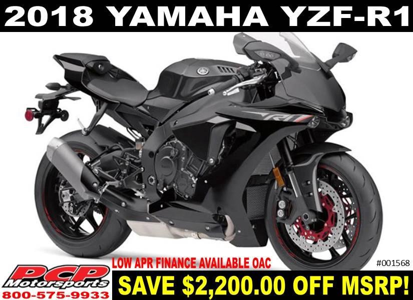 2018 Yamaha YZF-R1 for sale 17702