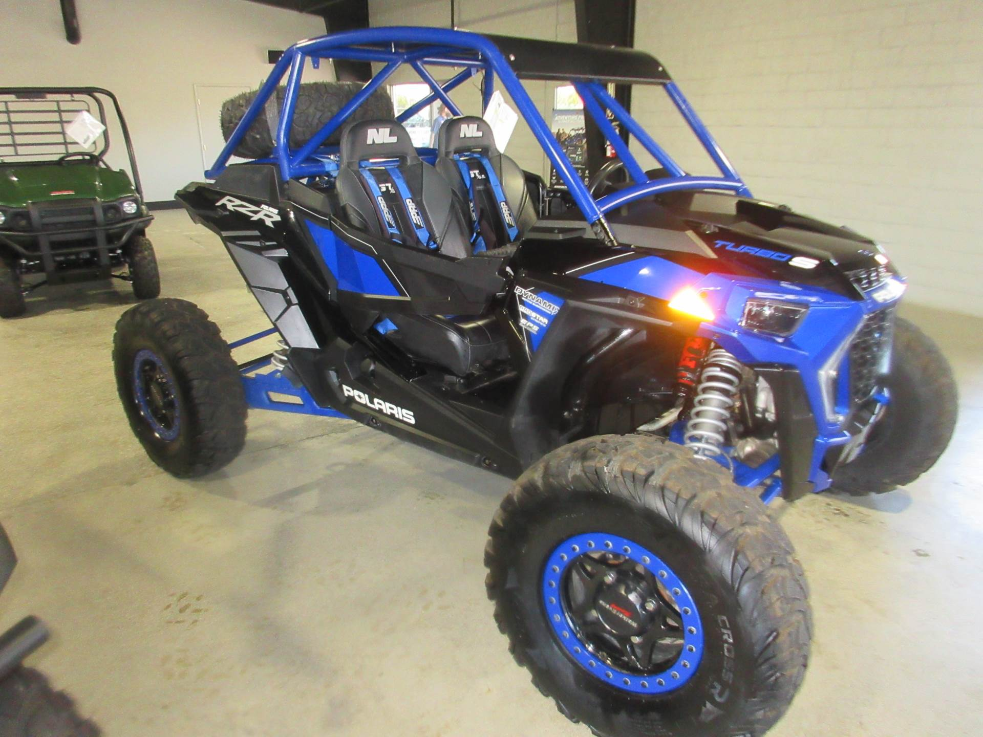 2018 Polaris RZR XP Turbo S in Sacramento, California - Photo 2