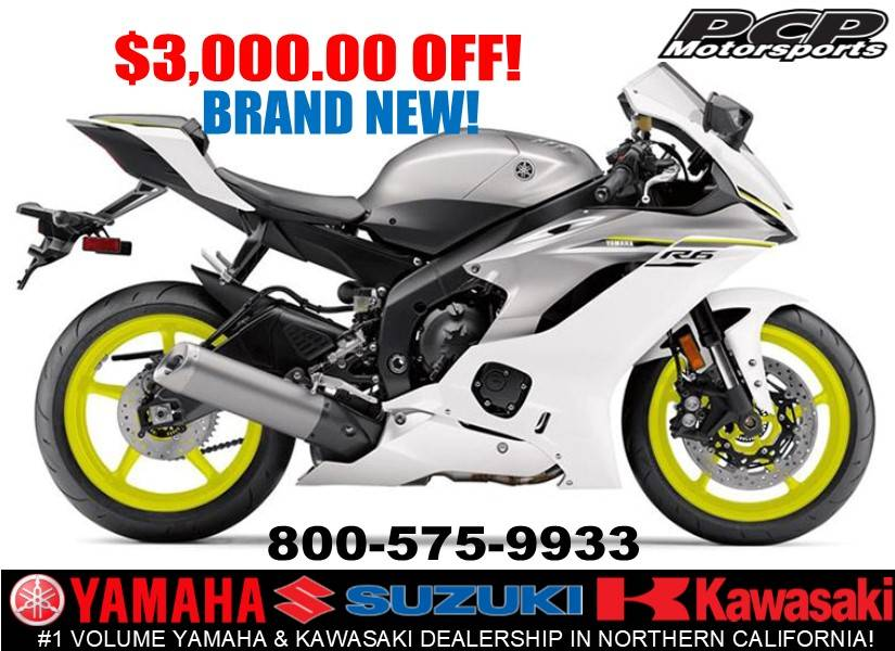 2017 Yamaha YZF-R6 for sale 169222