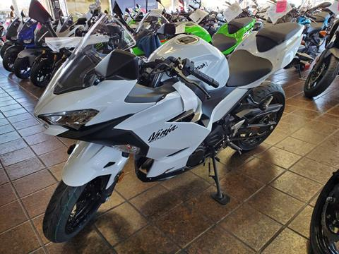 2020 Kawasaki Ninja 400 ABS in Sacramento, California - Photo 2