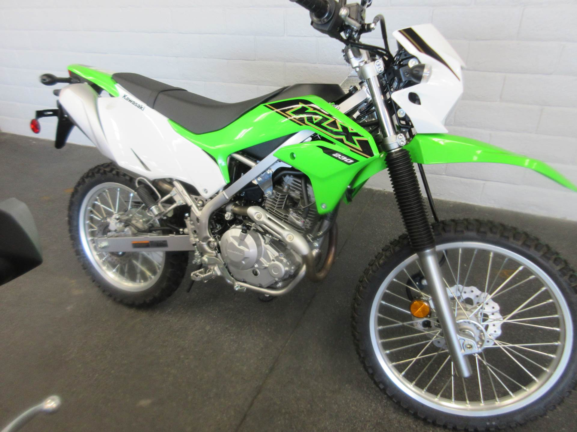 2021 Kawasaki KLX 230 in Sacramento, California - Photo 1
