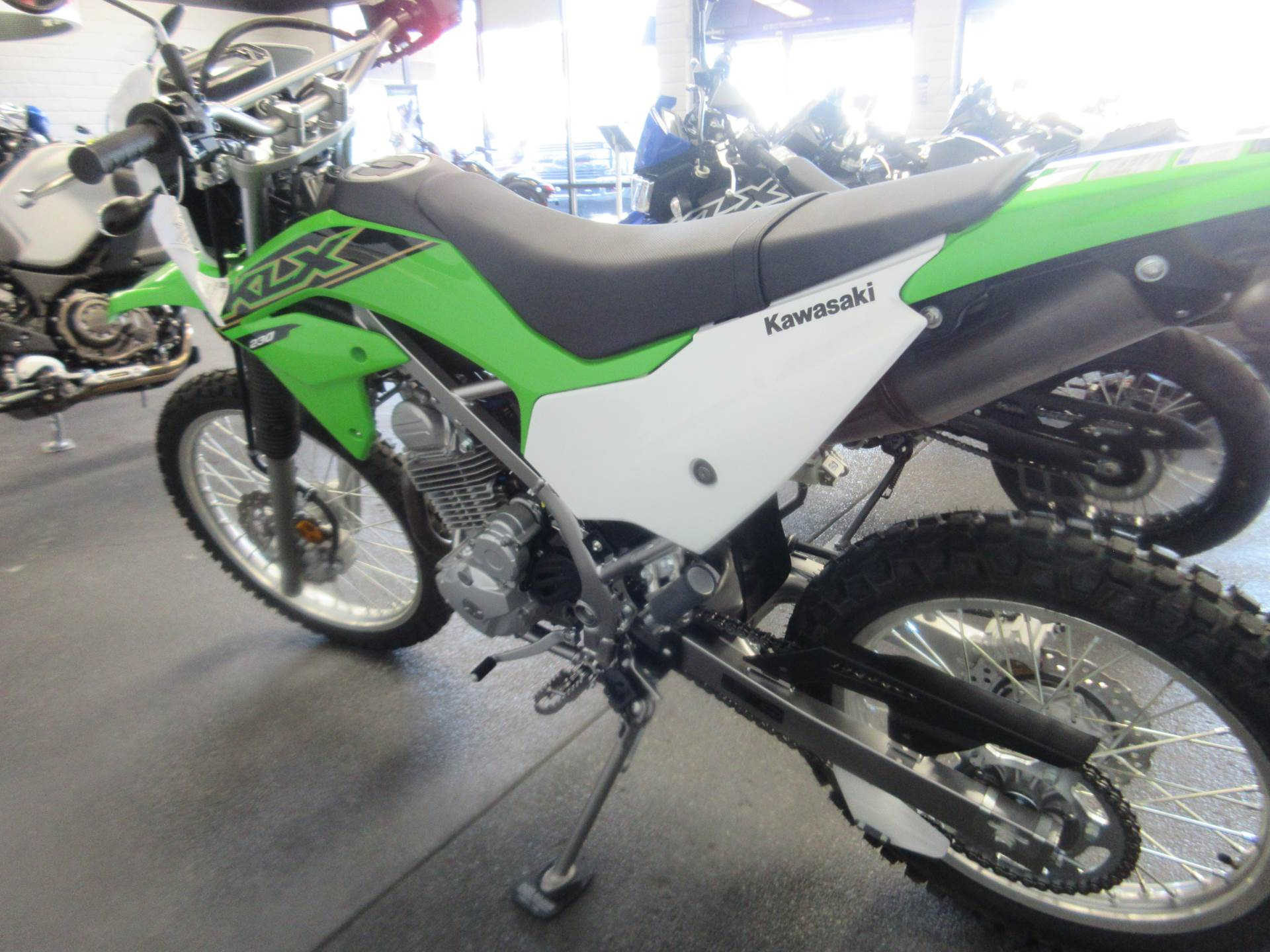 2021 Kawasaki KLX 230 in Sacramento, California - Photo 3
