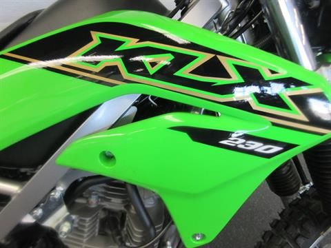 2021 Kawasaki KLX 230 in Sacramento, California - Photo 5