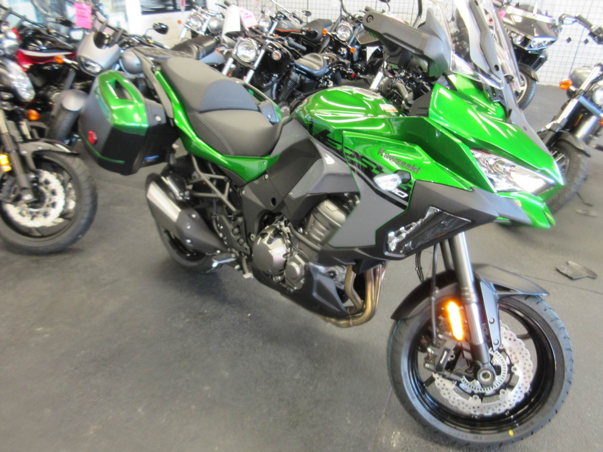 2020 Kawasaki Versys 1000 SE LT+ in Sacramento, California - Photo 6
