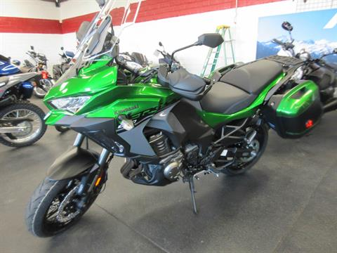 2020 Kawasaki Versys 1000 SE LT+ in Sacramento, California - Photo 2