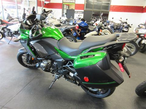 2020 Kawasaki Versys 1000 SE LT+ in Sacramento, California - Photo 3