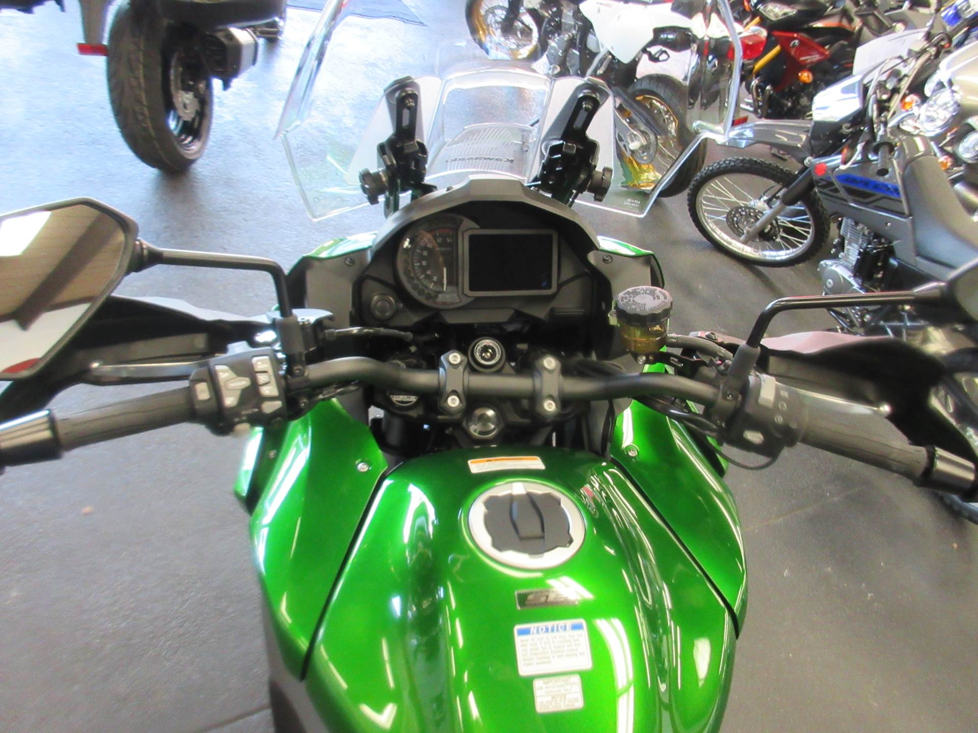 2020 Kawasaki Versys 1000 SE LT+ in Sacramento, California - Photo 5