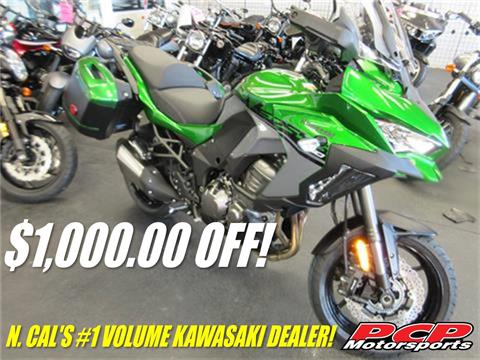 2020 Kawasaki Versys 1000 SE LT+ in Sacramento, California - Photo 1