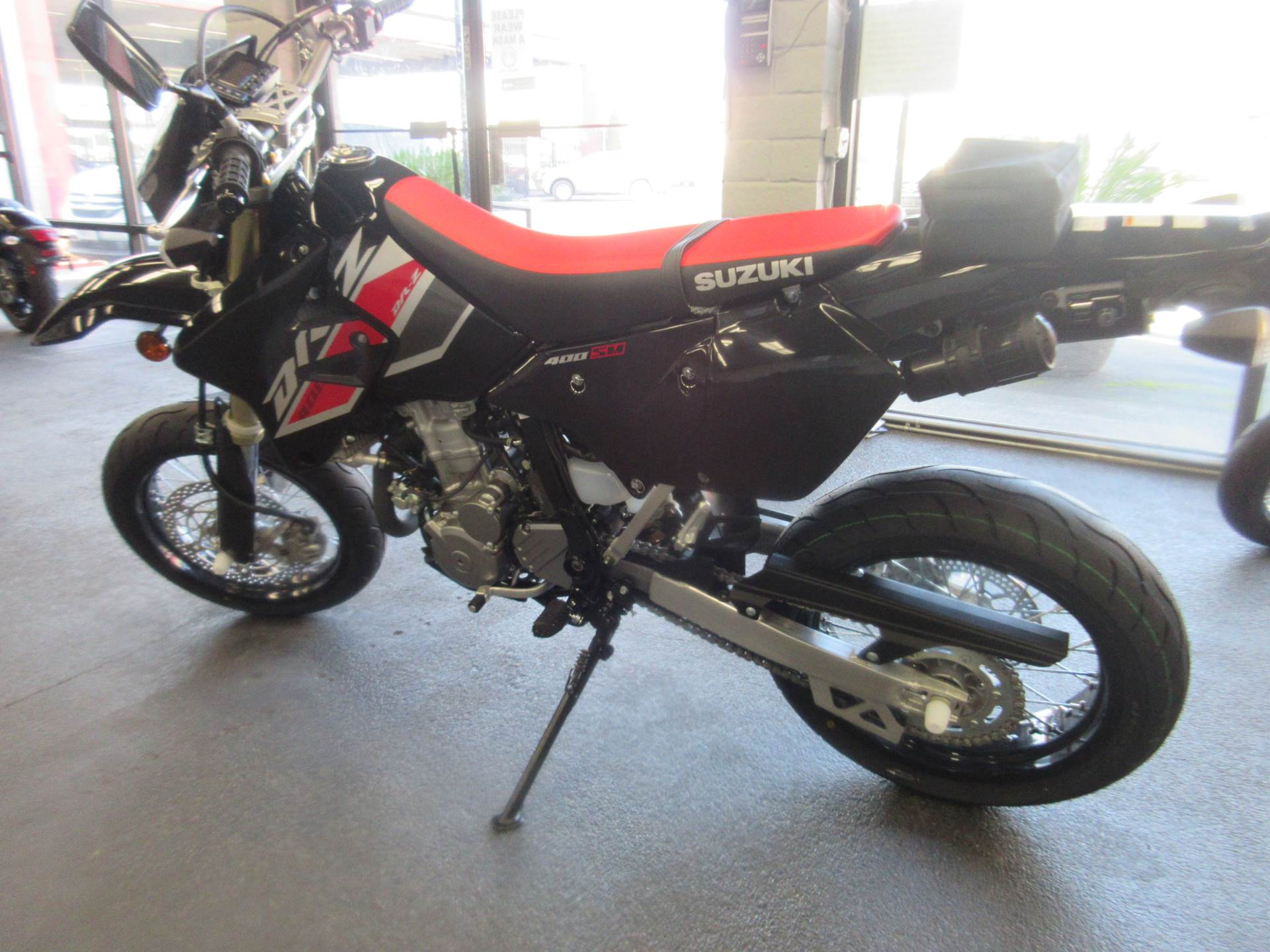 2021 Suzuki DR-Z400SM in Sacramento, California - Photo 3