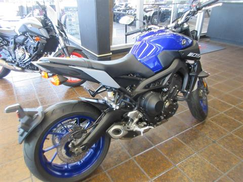 2020 Yamaha MT-09 in Sacramento, California - Photo 4