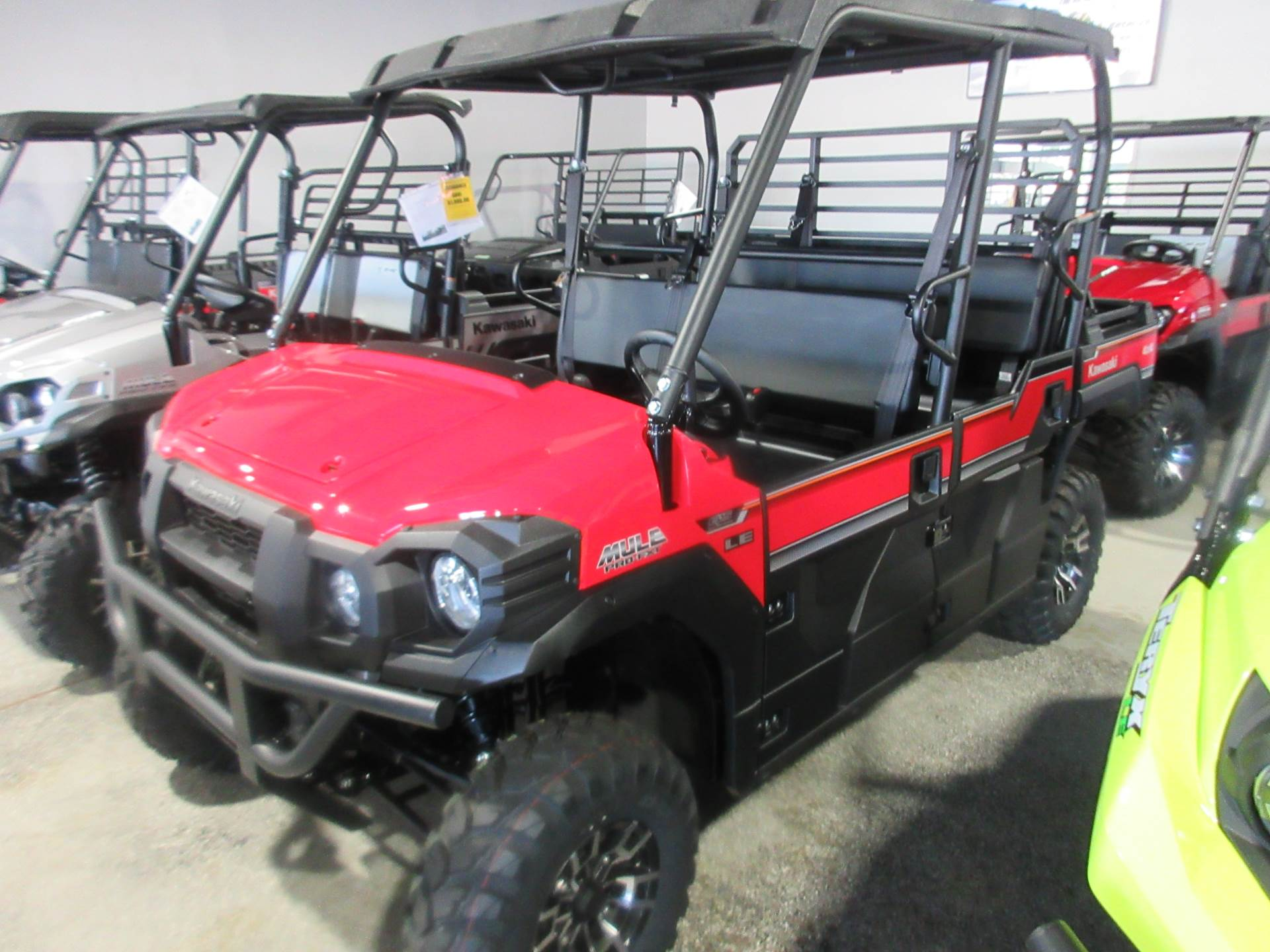 2021 Kawasaki Mule PRO-FXT EPS LE in Sacramento, California - Photo 1