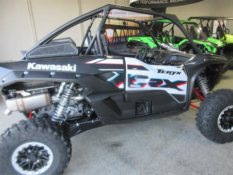 2021 Kawasaki Teryx KRX 1000 Special Edition in Sacramento, California - Photo 3