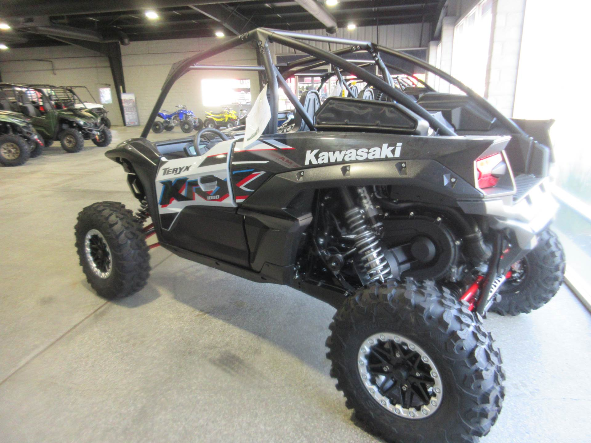 2021 Kawasaki Teryx KRX 1000 Special Edition in Sacramento, California - Photo 4