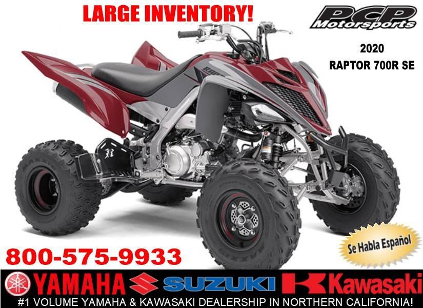2020 Yamaha Raptor 700R SE for sale 168983