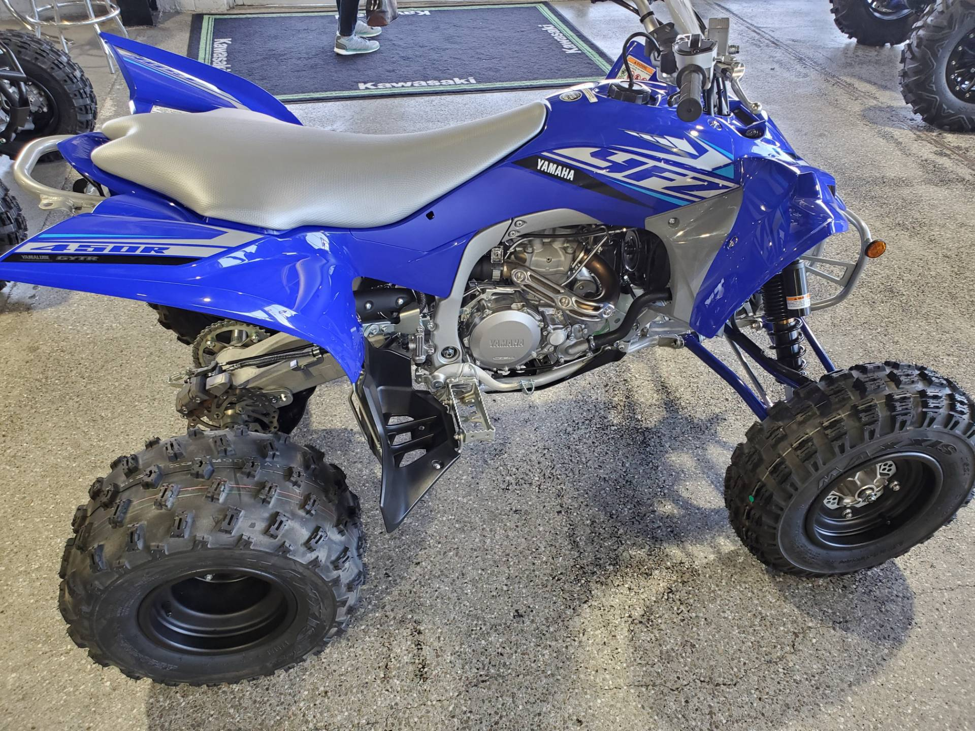 2020 Yamaha YFZ450R in Sacramento, California - Photo 5
