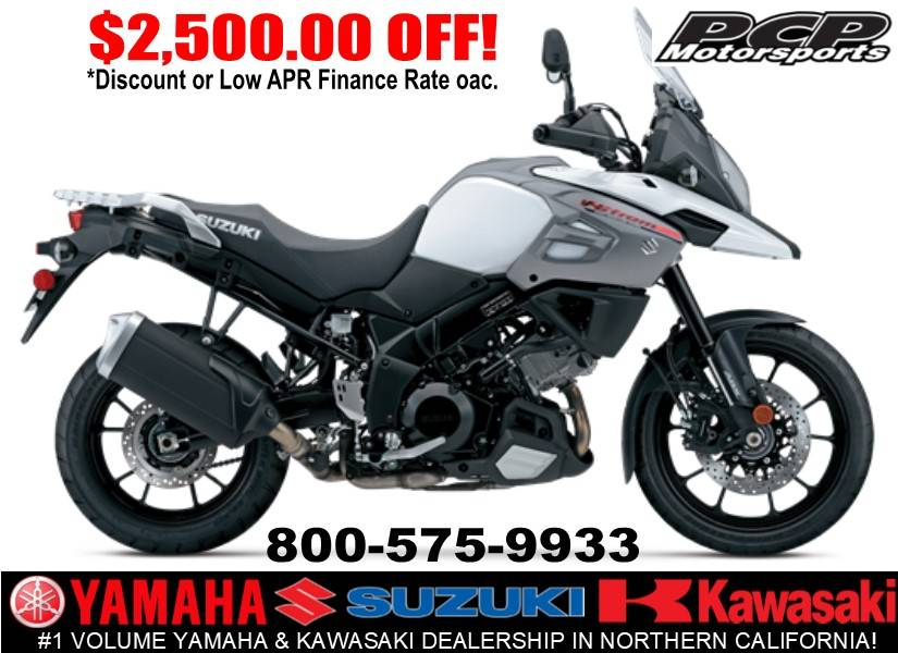 2018 Suzuki V-Strom 1000 in Sacramento, California - Photo 1