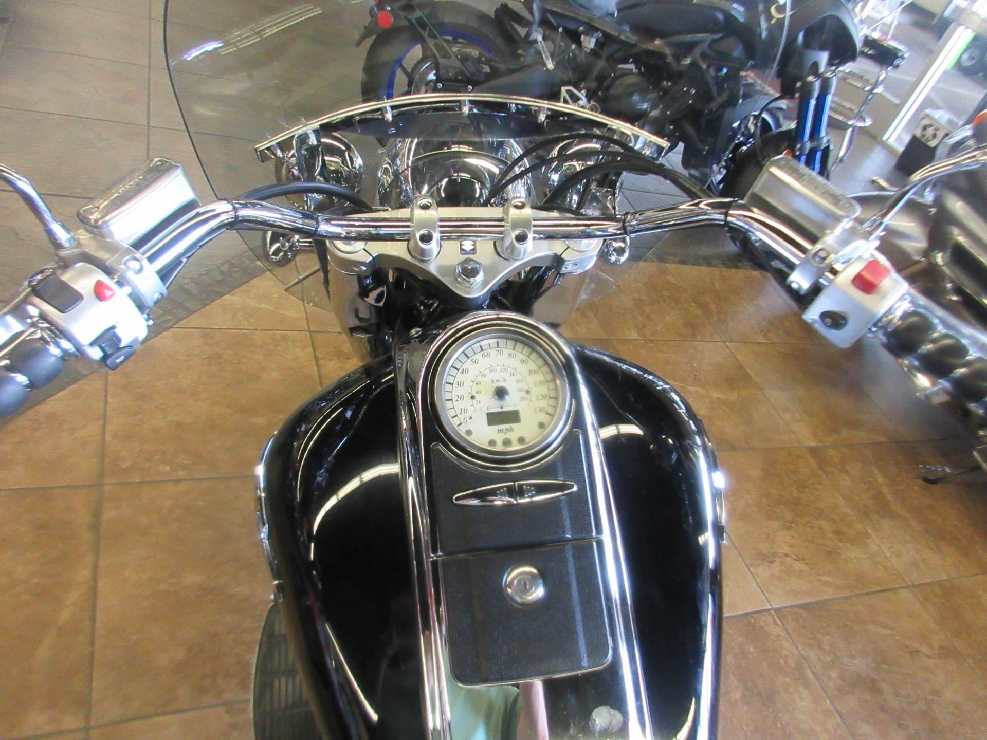 2008 Suzuki Boulevard C90T in Sacramento, California