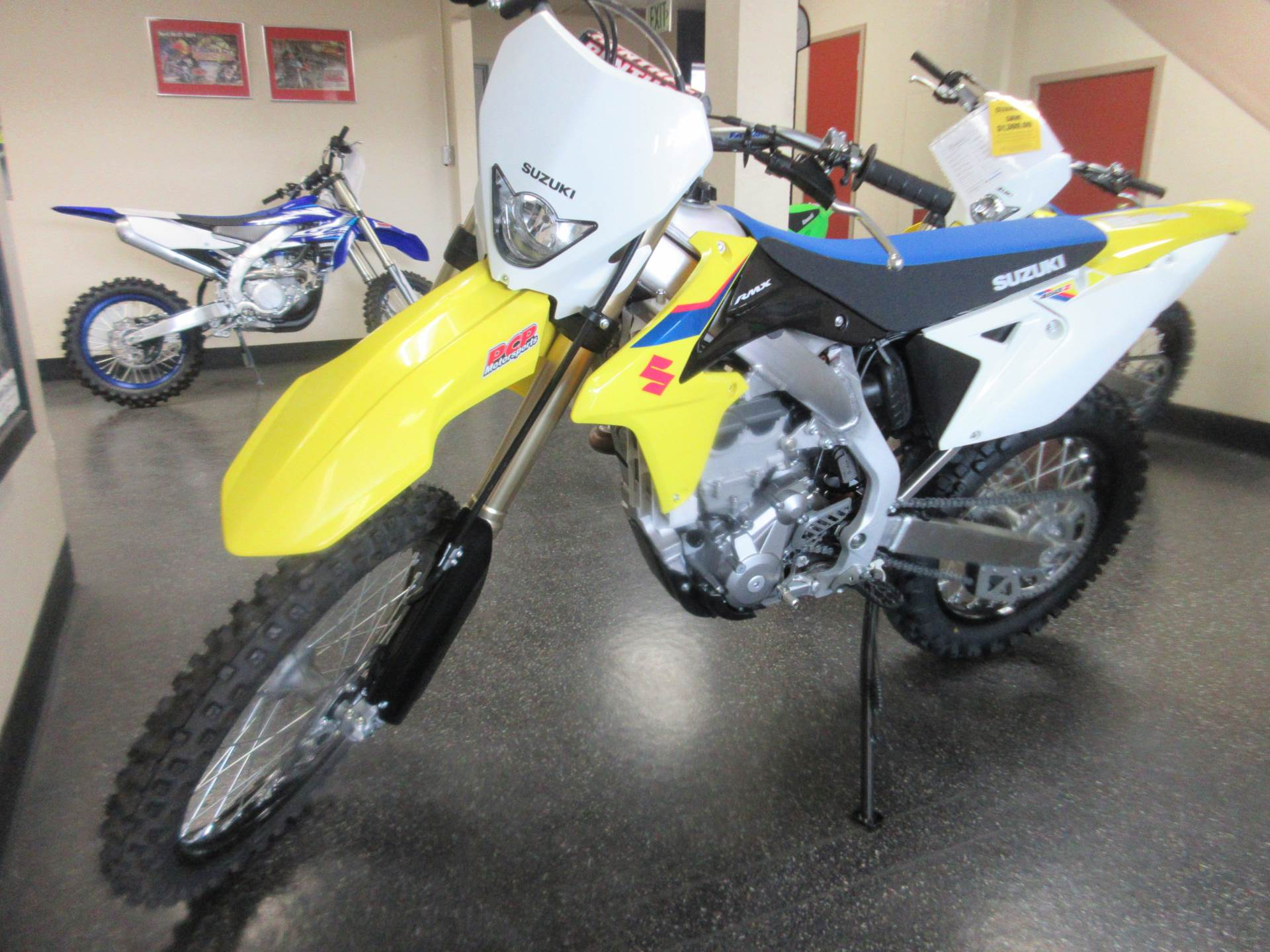 2019 Suzuki RMX450Z in Sacramento, California - Photo 2