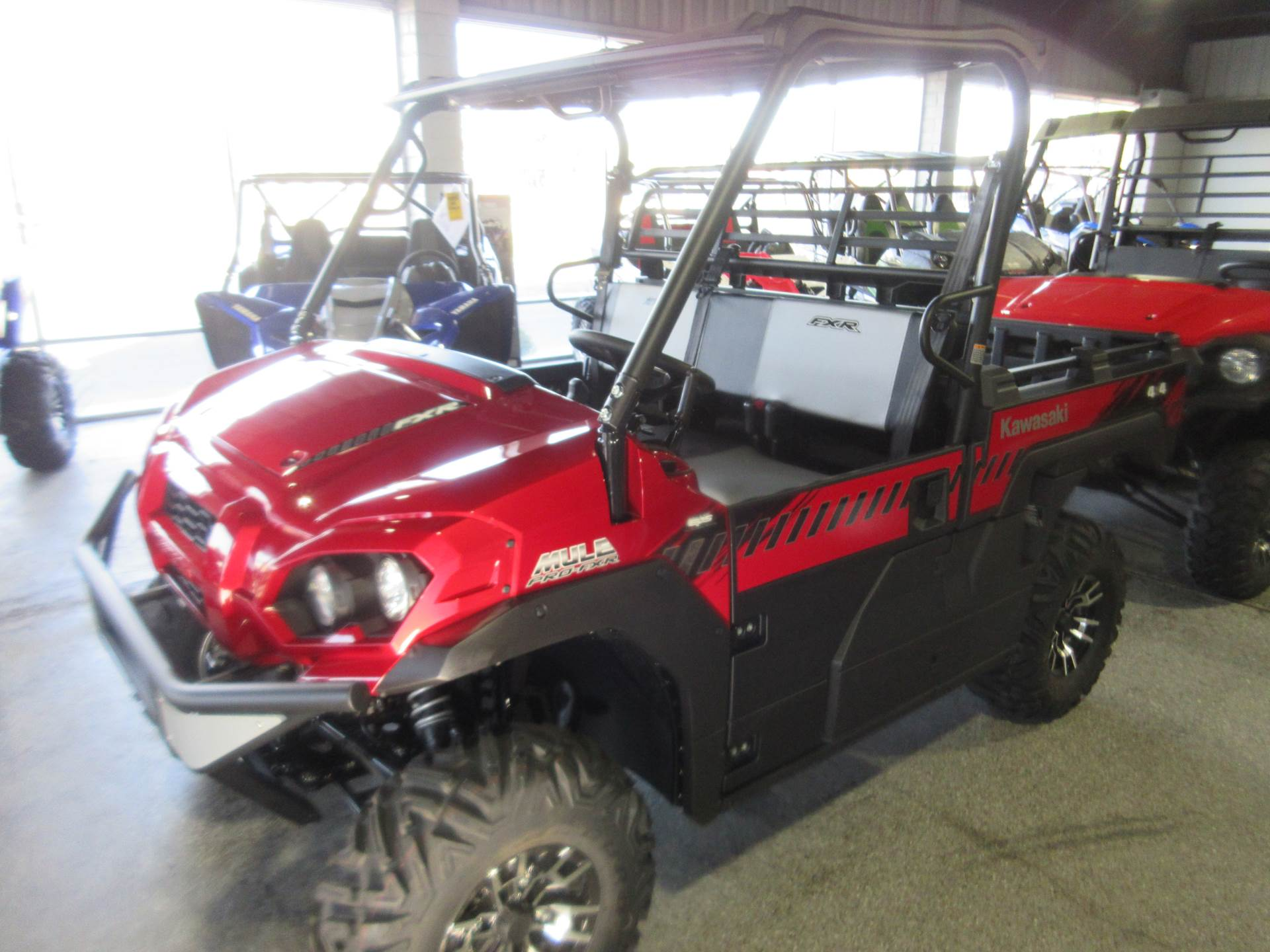 2020 Kawasaki Mule PRO-FXR in Sacramento, California - Photo 1