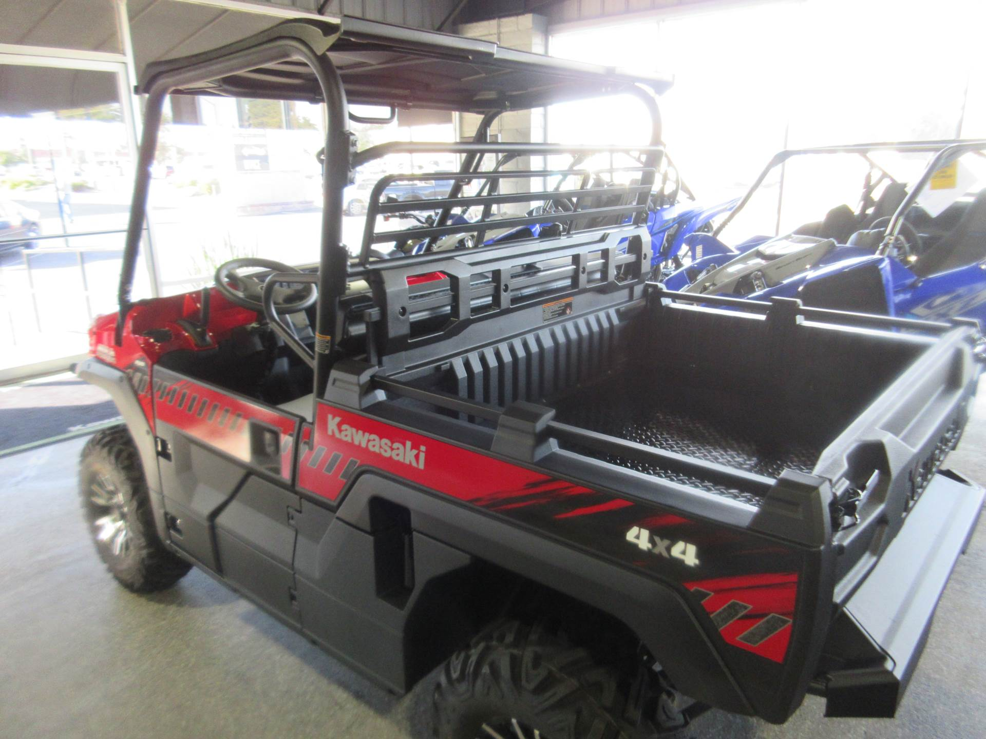 2020 Kawasaki Mule PRO-FXR in Sacramento, California - Photo 3