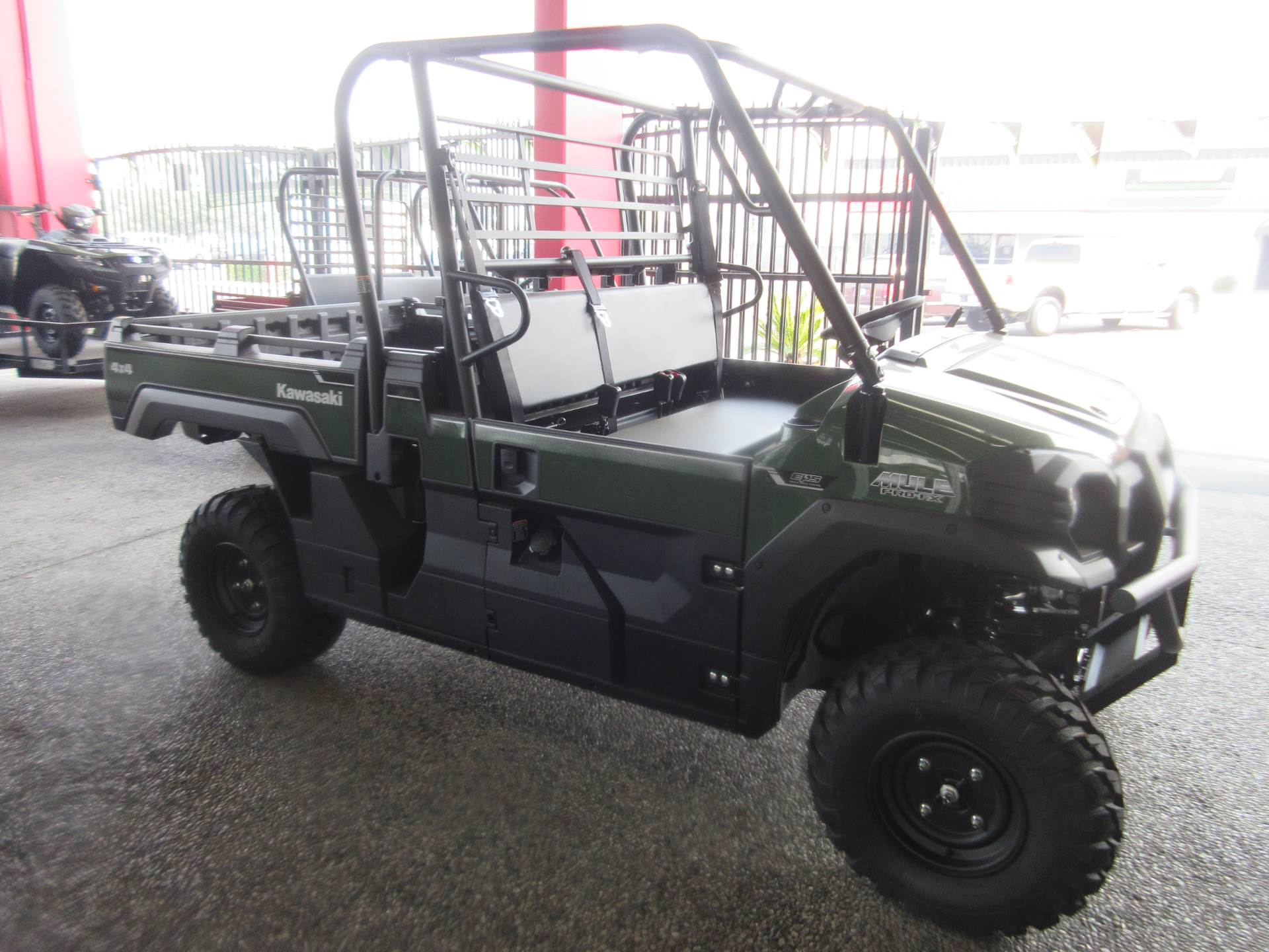 2020 Kawasaki Mule PRO-FX EPS in Sacramento, California - Photo 2