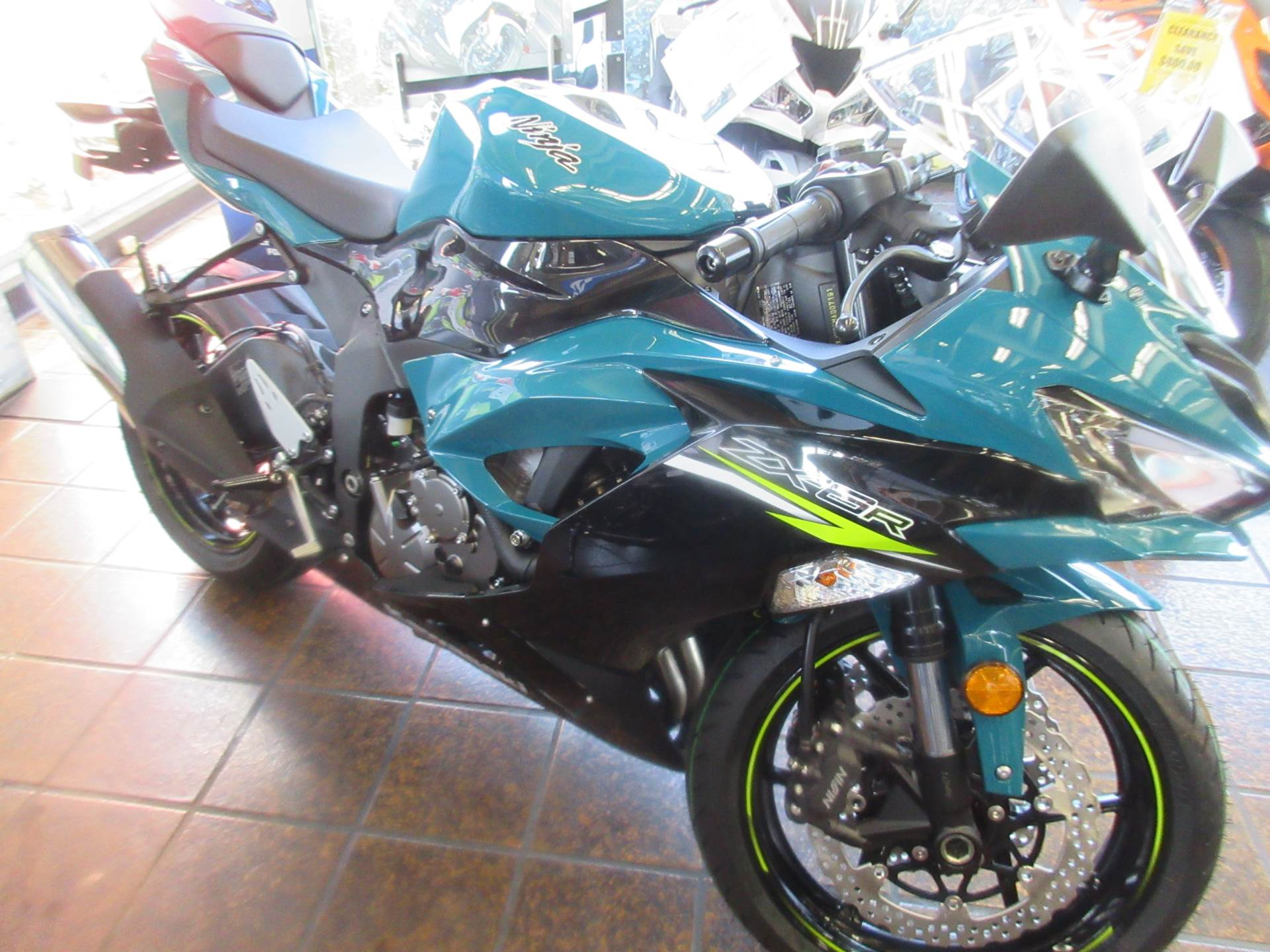 2021 Kawasaki Ninja ZX-6R in Sacramento, California - Photo 1