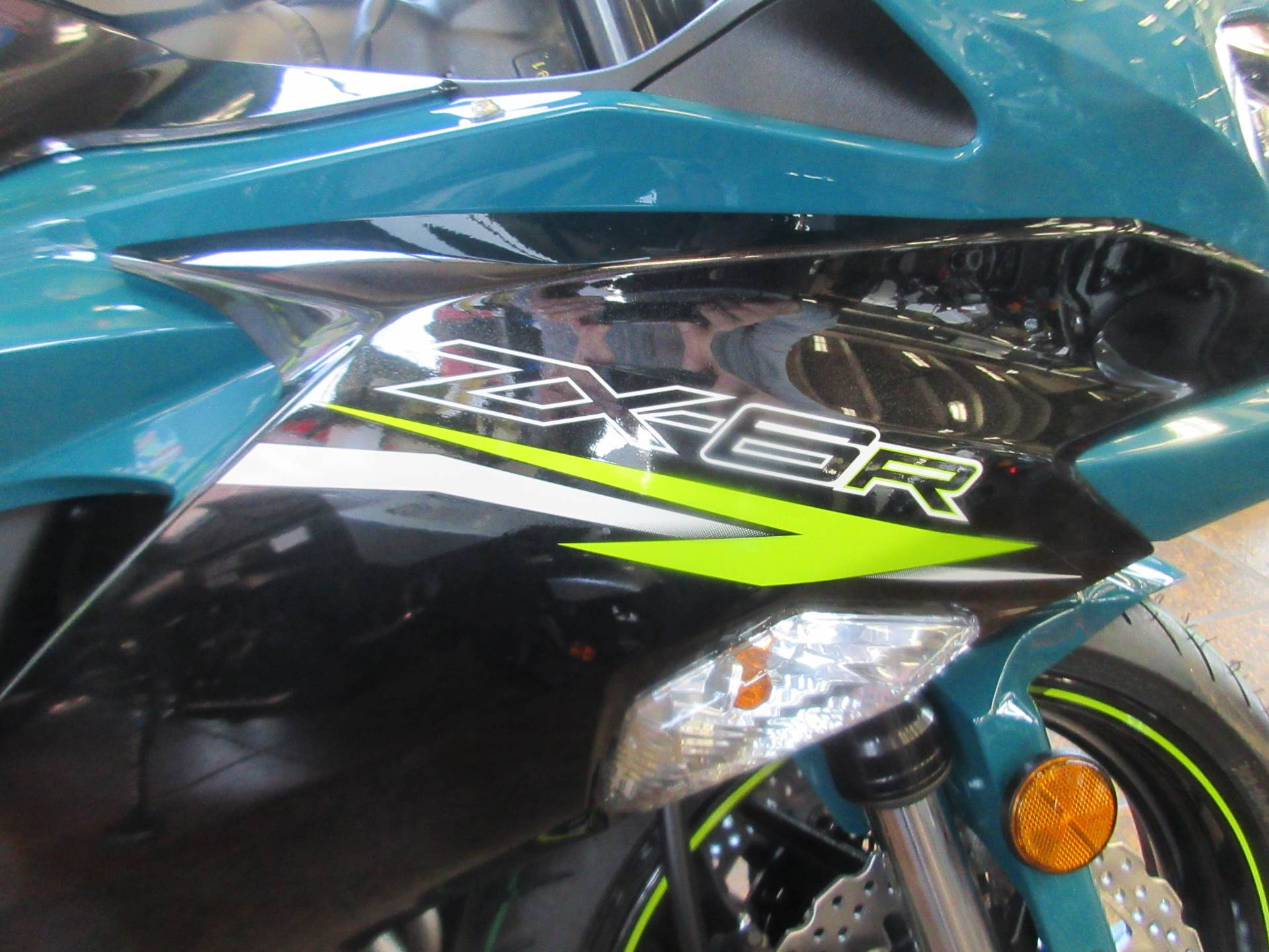 2021 Kawasaki Ninja ZX-6R in Sacramento, California - Photo 5