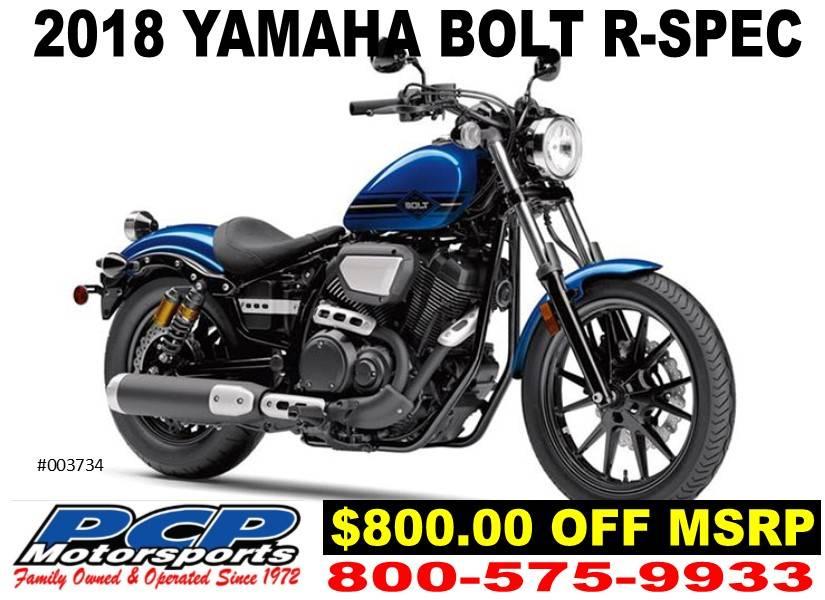2018 Yamaha Bolt R-Spec for sale 201436
