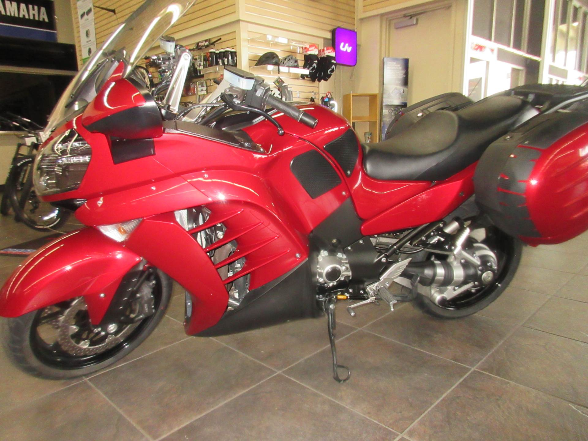2014 Kawasaki Concours® 14 ABS in Sacramento, California - Photo 2