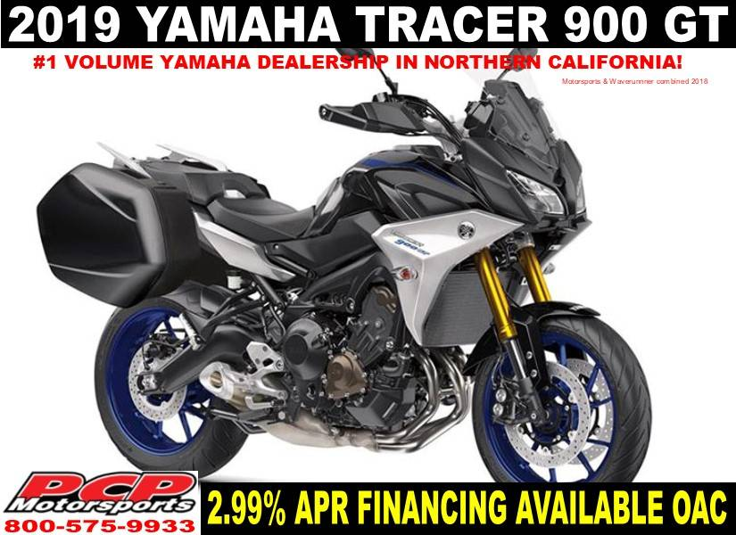 2019 Yamaha Tracer 900 GT in Sacramento, California - Photo 1